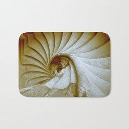 Sand stone spiral staircase 14 Bath Mat