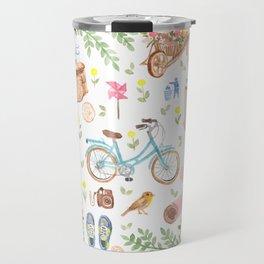Eco city style Travel Mug