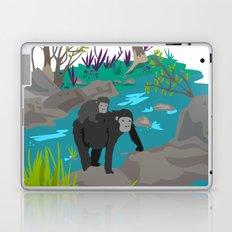 Gorillas Laptop & iPad Skin