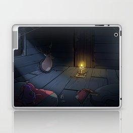 The Midnight Man Laptop & iPad Skin