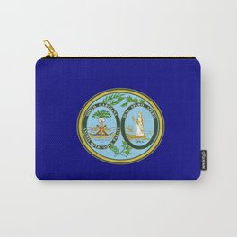seal of south carolina Carry-All Pouch