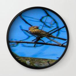 Birds in the Sky Wall Clock