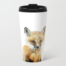 Little Fox Metal Travel Mug