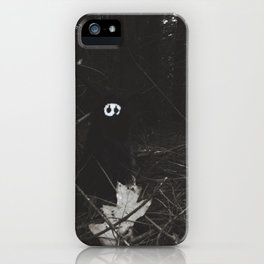 Woe in the dark forest~ iPhone Case
