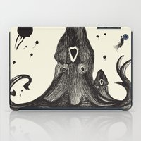 the neighbourhood iPad Cases featuring Your neighbourhood squid by IOSQ