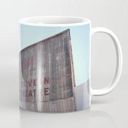 Drive-In Movie Theatre Coffee Mug
