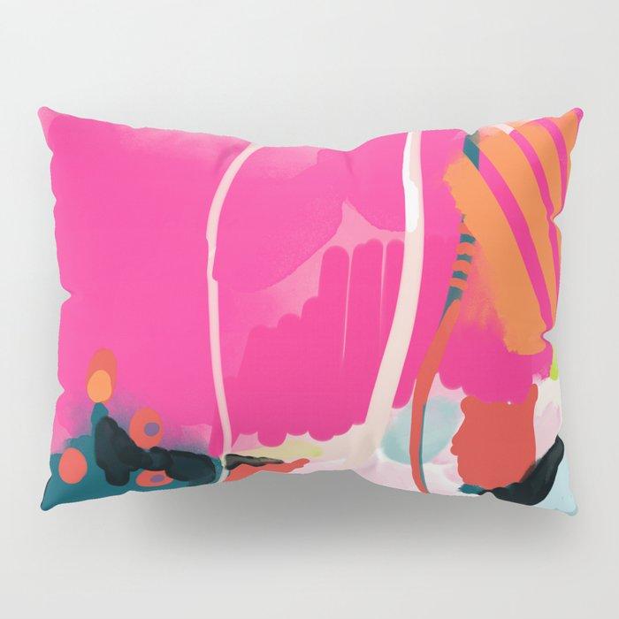 pink sky II Pillow Sham