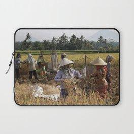 Rice Field Laptop Sleeve