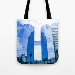 Reflections in the City Tote Bag
