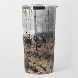 Battle of Shiloh - Civil War Travel Mug