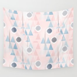 Peaks and Pools Wall Tapestry