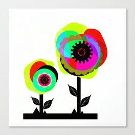 Fleurs 02 Canvas Print