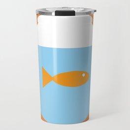 Flushed 1 Travel Mug