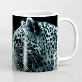 White leopart Coffee Mug