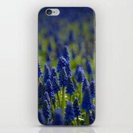 Little Blue's iPhone Skin