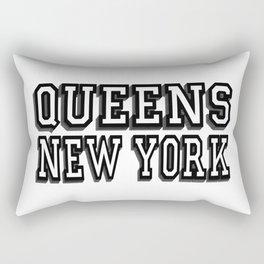 queens Rectangular Pillow