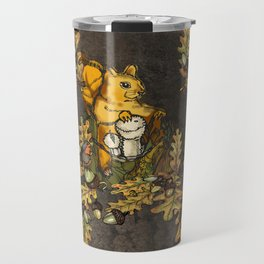 History of the autumn forest_5 Travel Mug