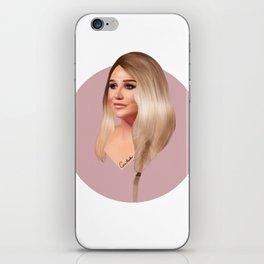 KESHA VMAs iPhone Skin