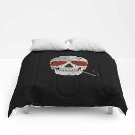 GONZO SKULL Comforters