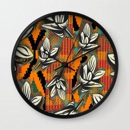 Hodge Podge Wall Clock