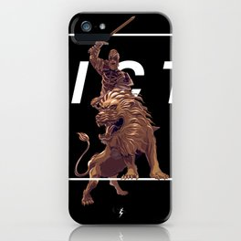 To Victory! iPhone Case