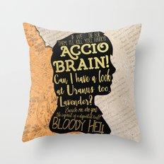 Ron - Character Design Throw Pillow