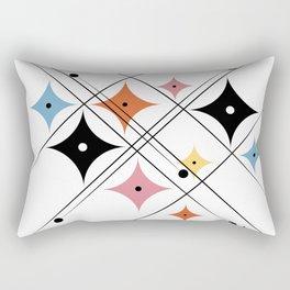 Vintage BW 02 Rectangular Pillow