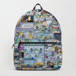 Landlubber Super-Shirt Backpack