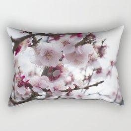 PLUM BLOSSOMS Edition02 Rectangular Pillow