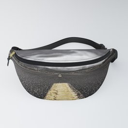Where the Road Takes You Fanny Pack