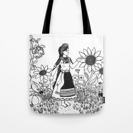 The Warmth of South Tote Bag