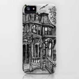 Old Victorian Queen iPhone Case