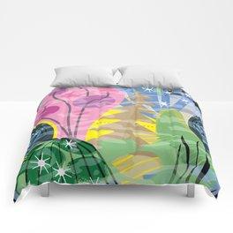 Fluttering Heart Comforters