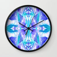 crystal Wall Clocks featuring Crystal by Cs025