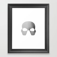 MasQ Framed Art Print