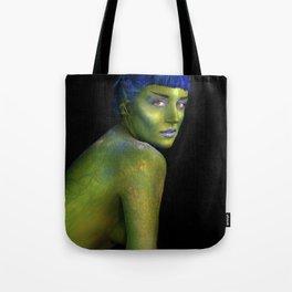 Eco Pornography Tote Bag