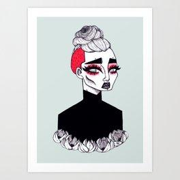 Pallor Art Print