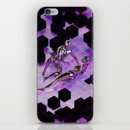 DIGITAL LOVE iPhone Skin