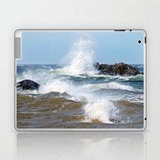Surf's Spray Laptop & iPad Skin