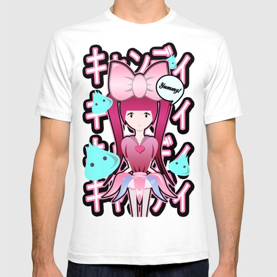 CANDY CANDY. T-shirt