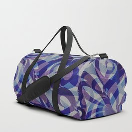 Floral Abstract G287 Duffle Bag