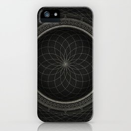 Inner Space 1 iPhone Case