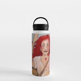 Crowning Herself Water Bottle