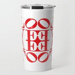 Love anagram Travel Mug