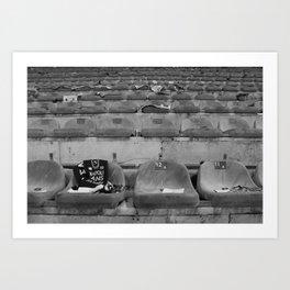SSC Napoli - FC Liverpool Art Print