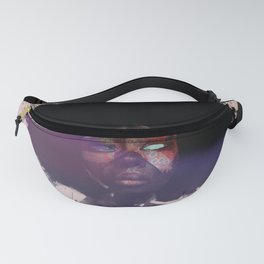 Afro Funk Fanny Pack