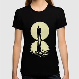 The Boss And The Moon T-shirt