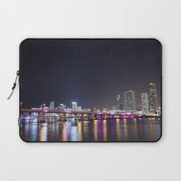 Downtown Miami Laptop Sleeve