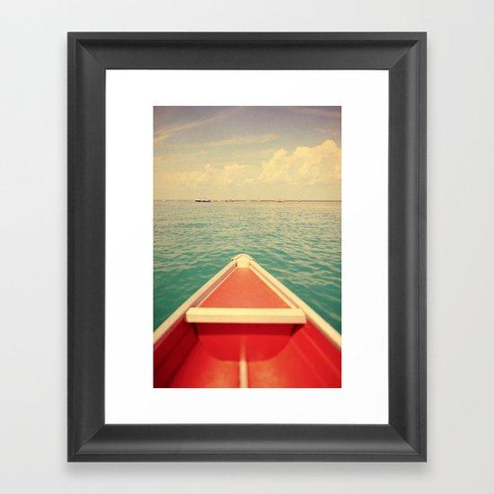 Mathilde #1 Framed Art Print