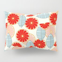 Blood Oranges Pillow Sham